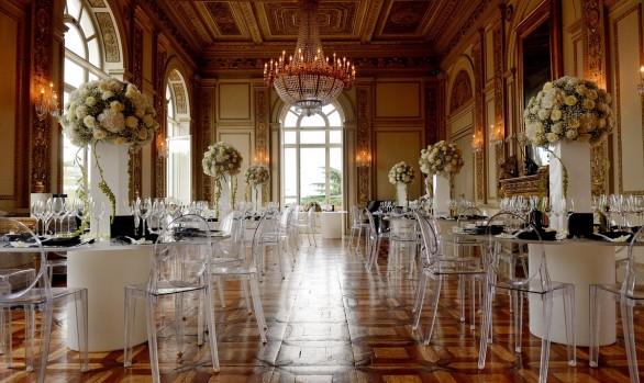 Wedding Floral Design a Villa Aurelia